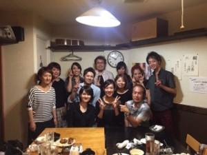 2015.8.27送別会④