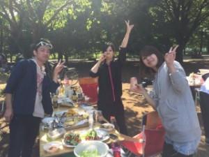 2015.10.06 BBQ②