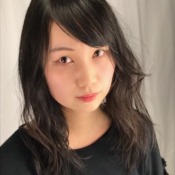山下さんカットモデル
